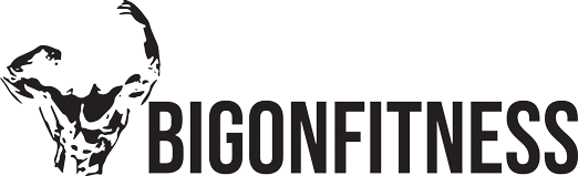 Big on fitness logo