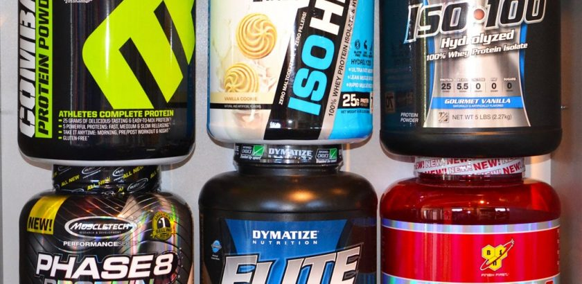 Best Supplements For Getting In Shape